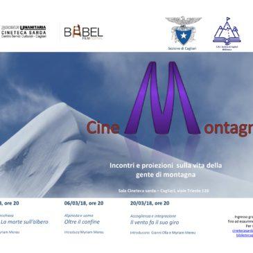 CineMontagne (20 febbraio – 20 marzo 2018)