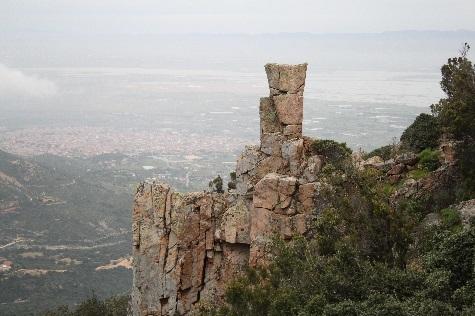 Domenica 25 marzo 2018 – Monte Santa Barbara – Capoterra