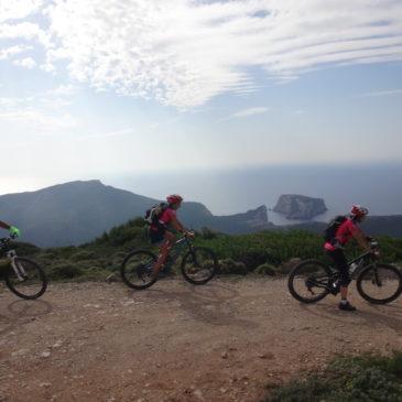 6 Ottobre – (MTB) Cicloescursione lungo i sentieri del Parco di Porto Conte