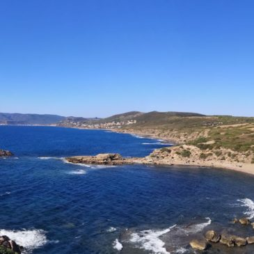 19 Settembre  – (MTB) Tour delle torri spagnole  ( Tresnuraghes)